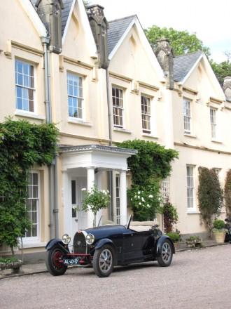 Felin Newydd manor house rental