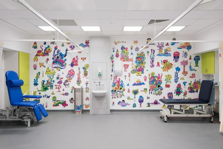 Sheffield's Children Hospital